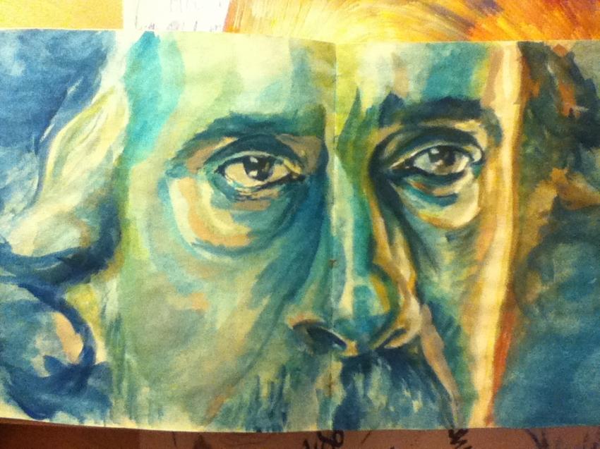 Tim Burton by Junkova14